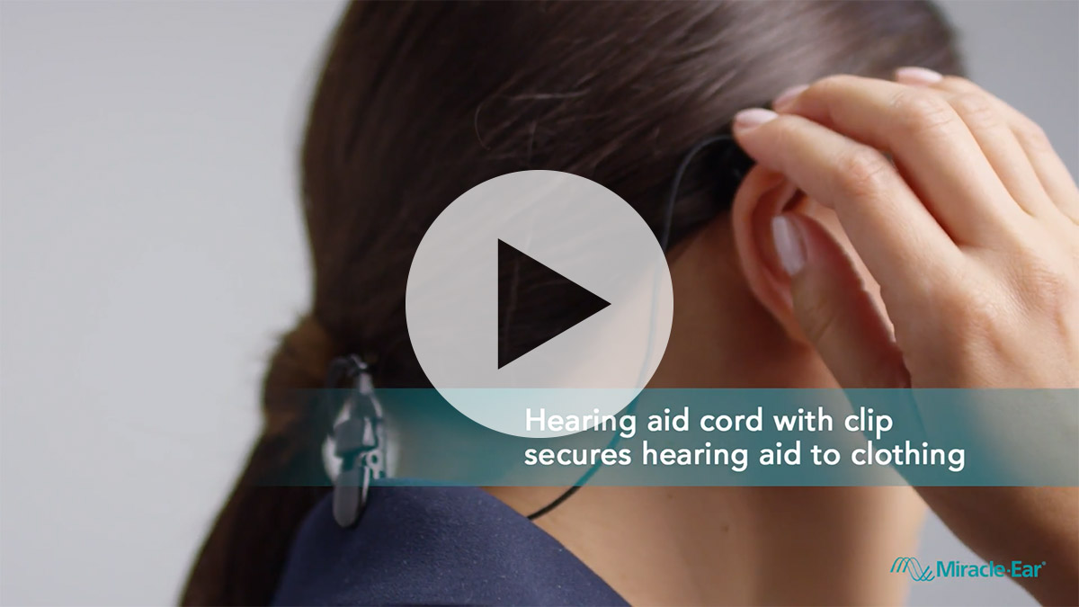 Miracle-Ear FAQ: Can I wear hearing aids during exercise?