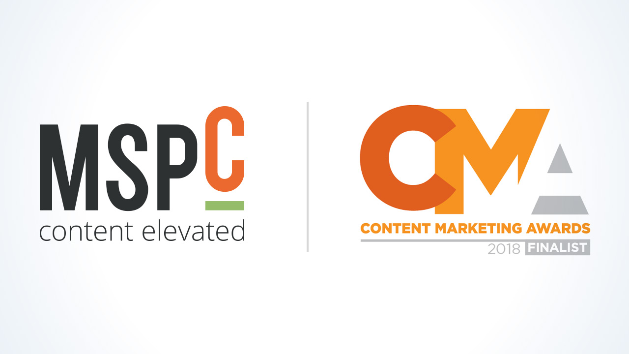 MSP-C Named Finalist for Agency of the Year by Content Marketing Institute