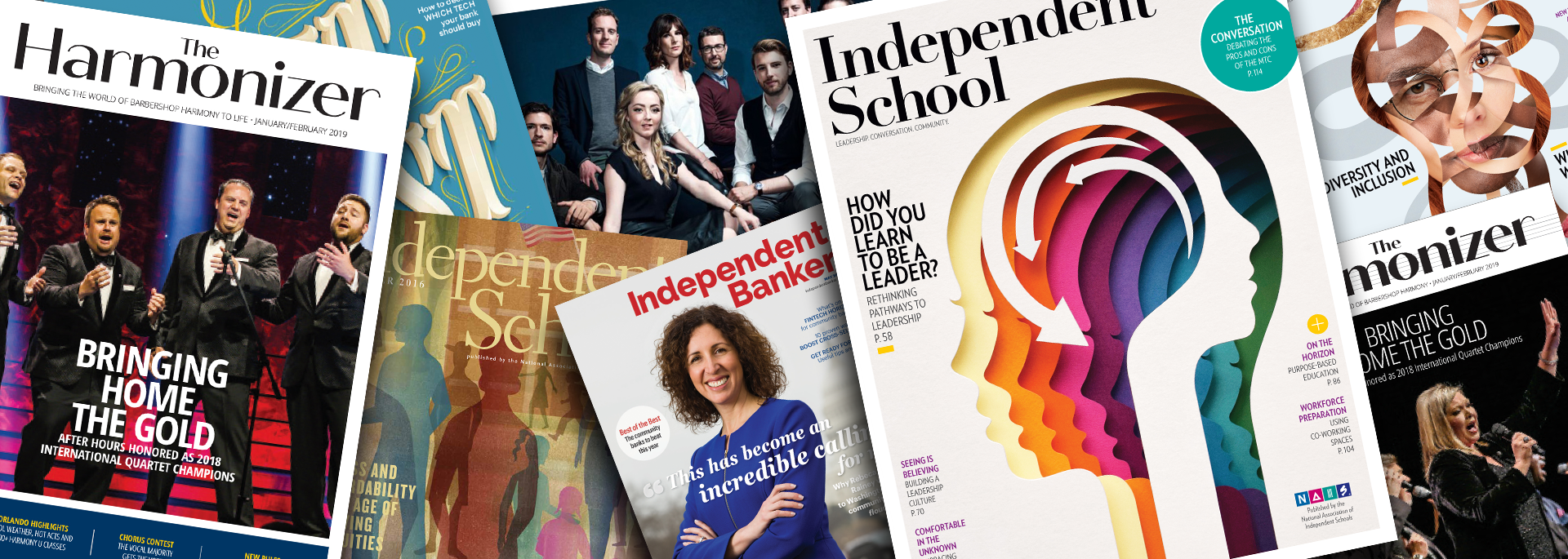 How a Magazine Redesign Can Benefit Your Association
