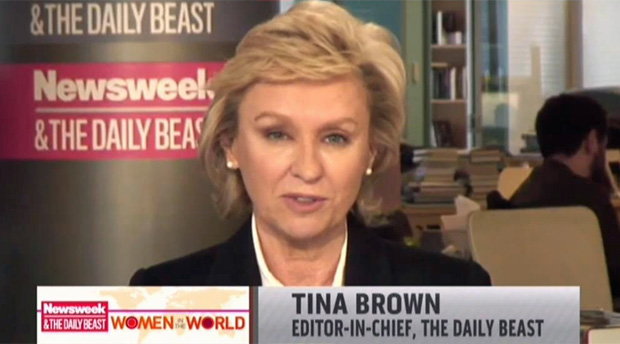 Tina Brown: Respect the Content