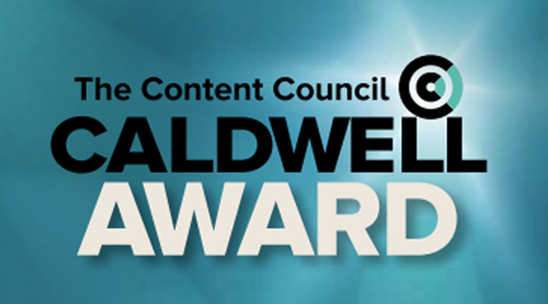 The Content Council Caldwell Award logo